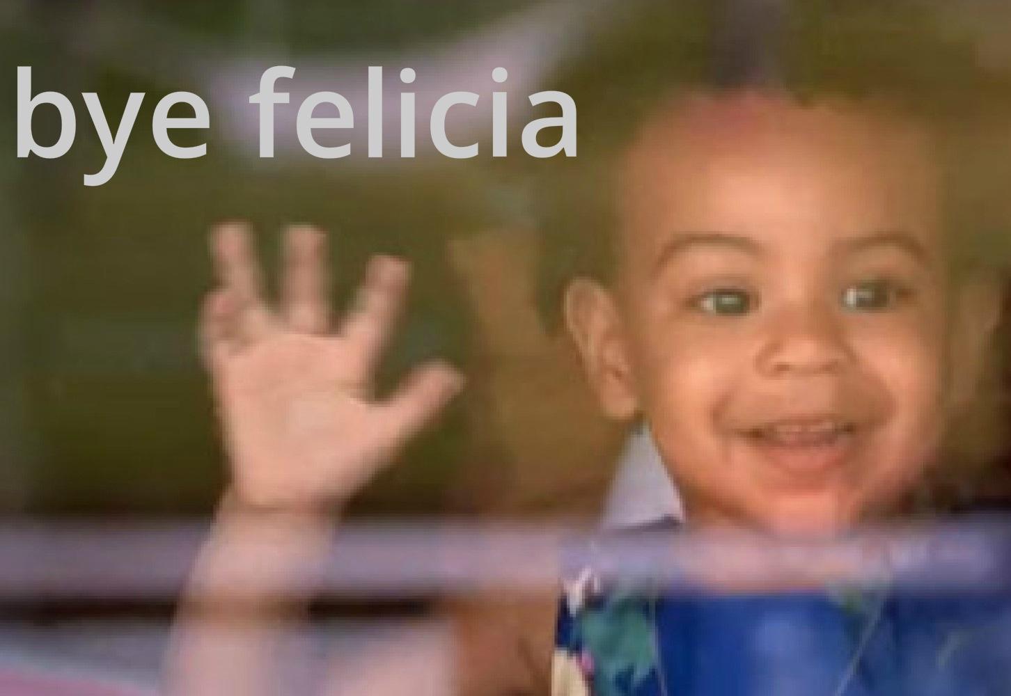 Bye felicia meme galleries related bye felicia
